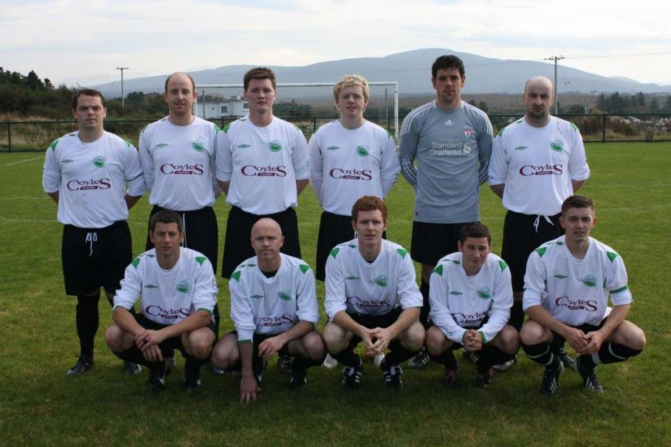 Gweedore Celtic 2013