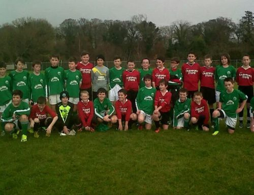 U12 Friendly vs Swilly Rovers