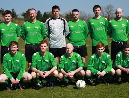 Cranford 0 – 0 Gweedore Celtic